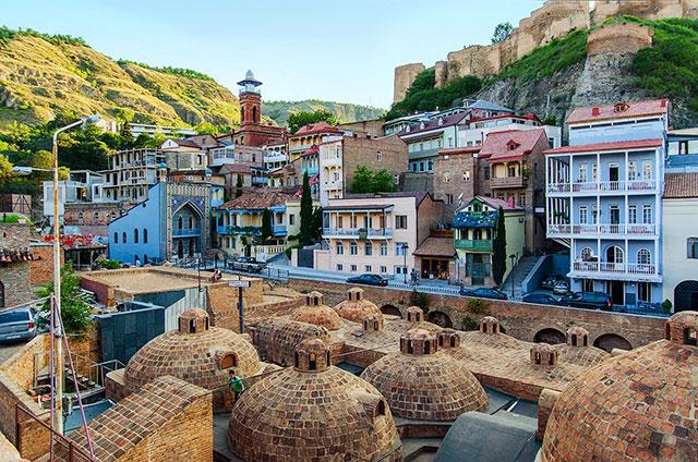 Abanotubani, Tbilisi