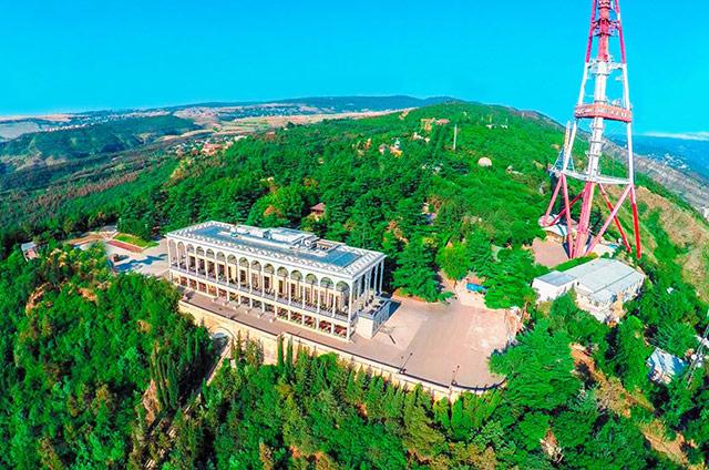 Funicular, Tbilisi