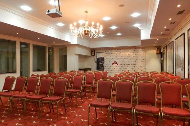 Ambassadori, Conference hall