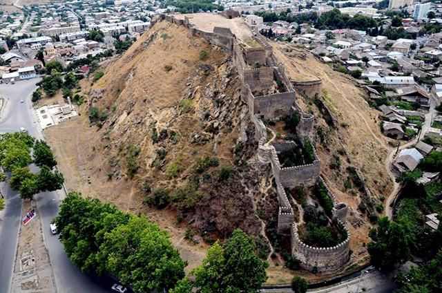 Gori Fortress - Goris Tsikhe