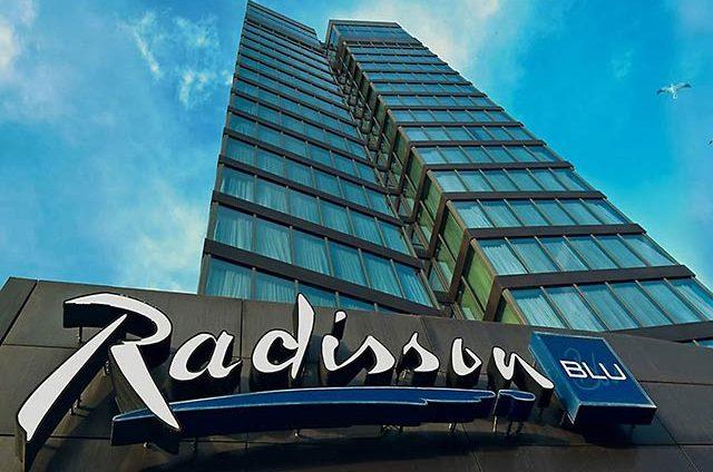 Radisson Blu Iveria