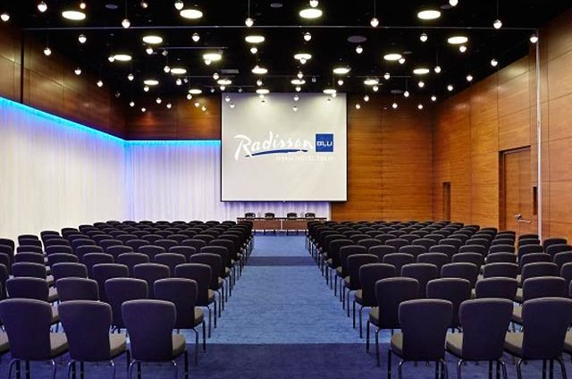 Radisson Blu Iveria, Conference hall