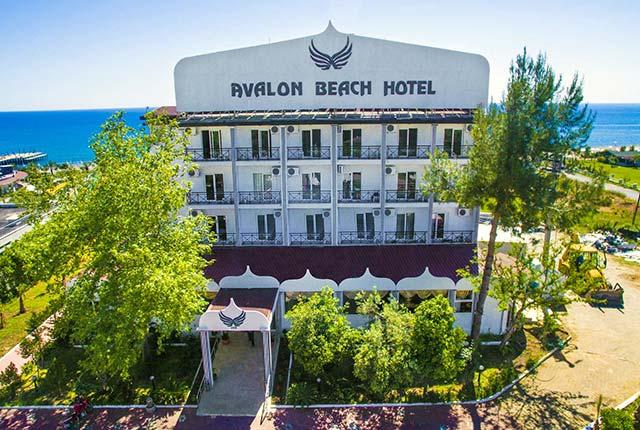 Avalon Beach Hotel