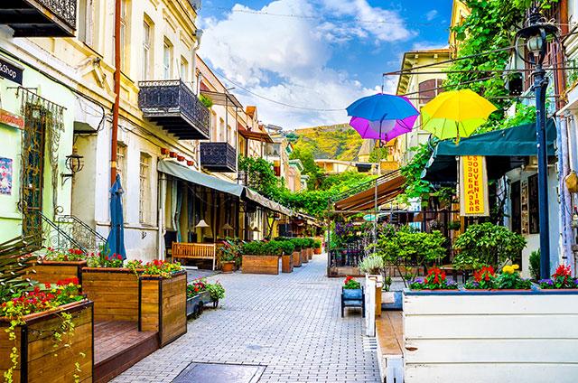 Улица Ираклия II