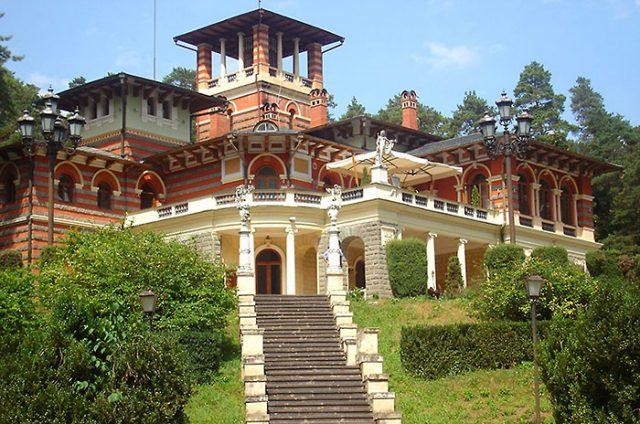 Дворец в Ликани, Туры по Грузии