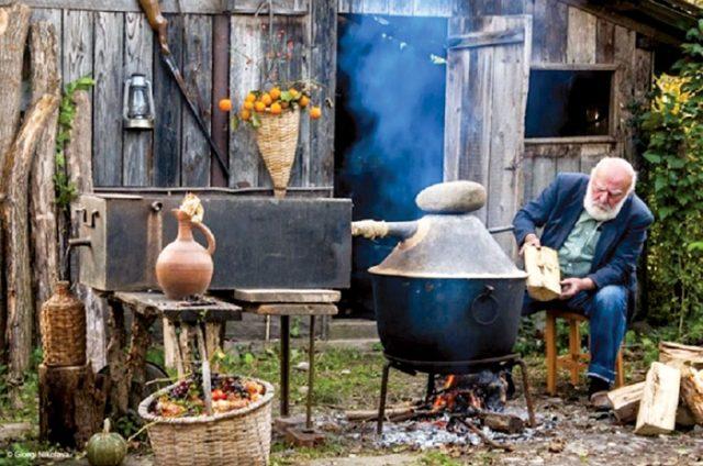 Чача, мастер класс по изготовлению грузинской чачи