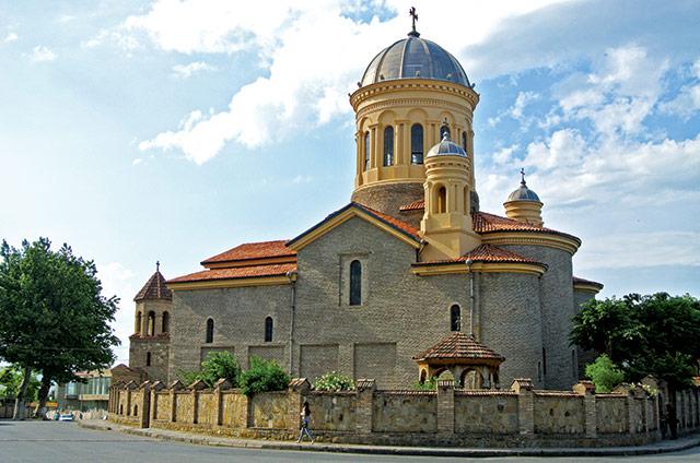 Кафедральный собор в Гори