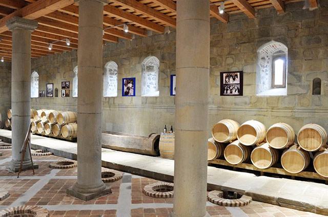 Винный завод Guramishvili's Marani