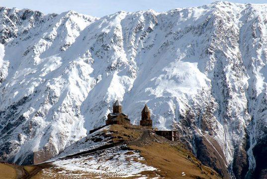 Однодневная экскурсия в Казбеги