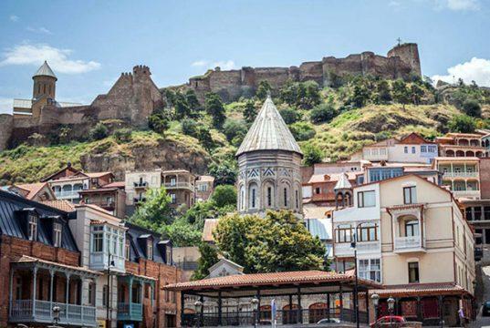 Однодневная экскурсия по Тбилиси