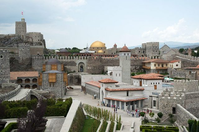 Крепость рабати, Туры по Грузии