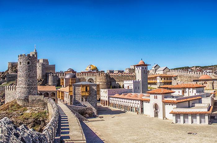 Крепости Рабати