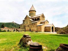 Паломнический тур в Грузию