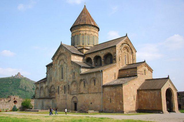 Кафедральный патриарший храм Светицховели