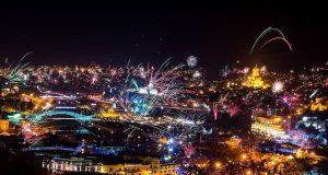 Новогодний тур в Грузии